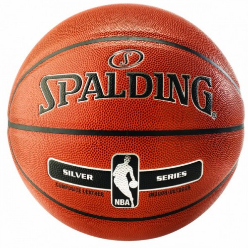 SPALDING NBA SILVER IN/OUT